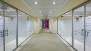 General Electric headquarter in Milan