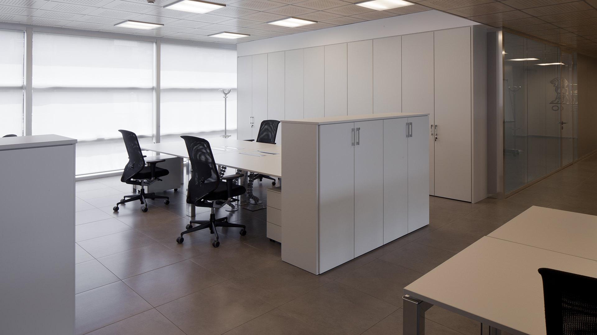 Leo pharma level officelandscape for Industria italiana arredi
