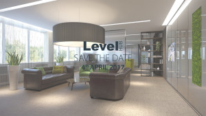 Level HUB 4 april 2017 Level Office Landscape Salone del Mobile Milano