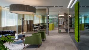 LevelHUB Level Office Landscape
