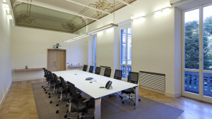 Level Office Landscape