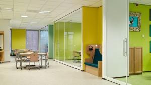 Julianaschool Dordrecht / Espero BV / Februari 2012