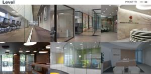 User-friendly interface_ Level Office Landscape website