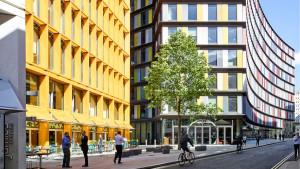 New Ludgate Level Office Landscape