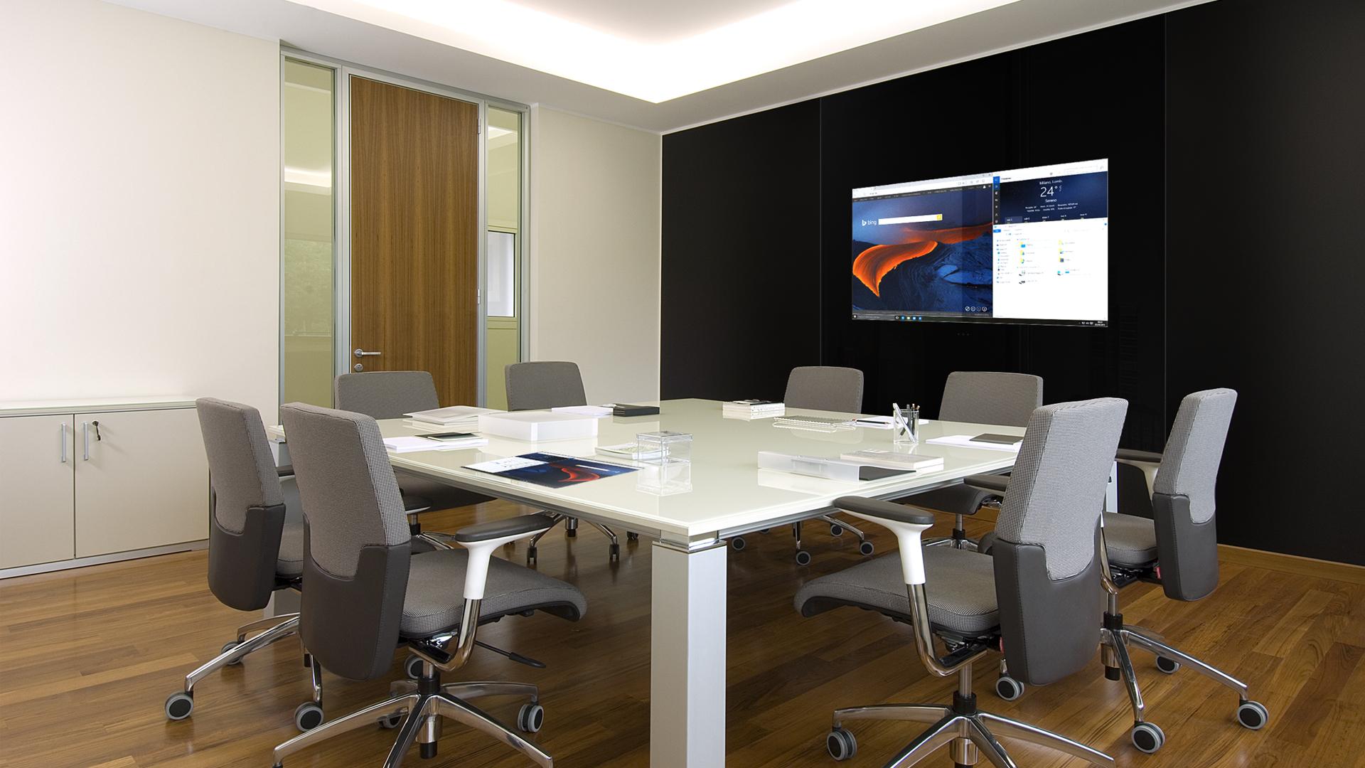 Smart Wall Level Office Landscape Re Mago Smart