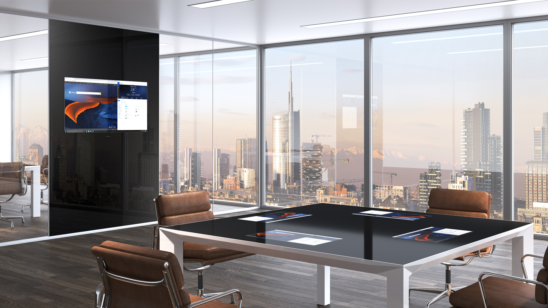 Smart office how level and re mago are innovating the for Office images