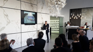 Cosentino Innovation Academy BIM seminars Level Office Landscape
