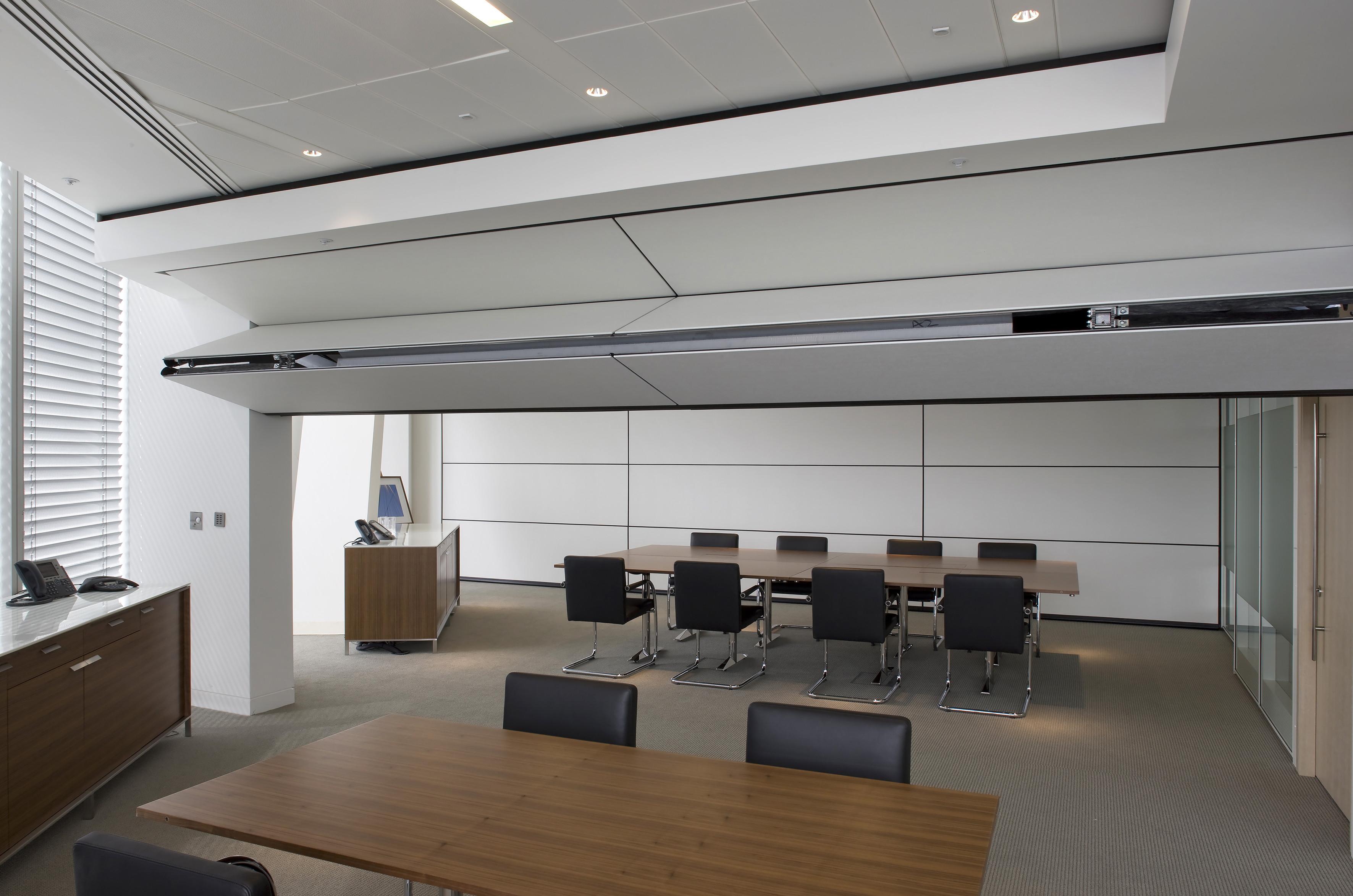 Separare ambienti porte scorrevoli grandi per dividere o - Mobili divisori ambienti ...