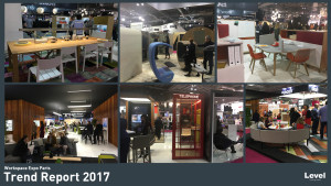 Workspace Expo Paris 2017 Level Office Landscape