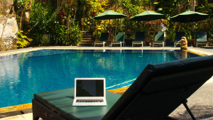 Outpost Bali Digital nomads Level Office Landscape