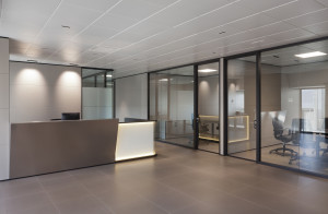 Growermetal Headquarter Level Office Landscape