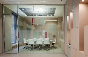 ICBC Milano Level Office Landscape