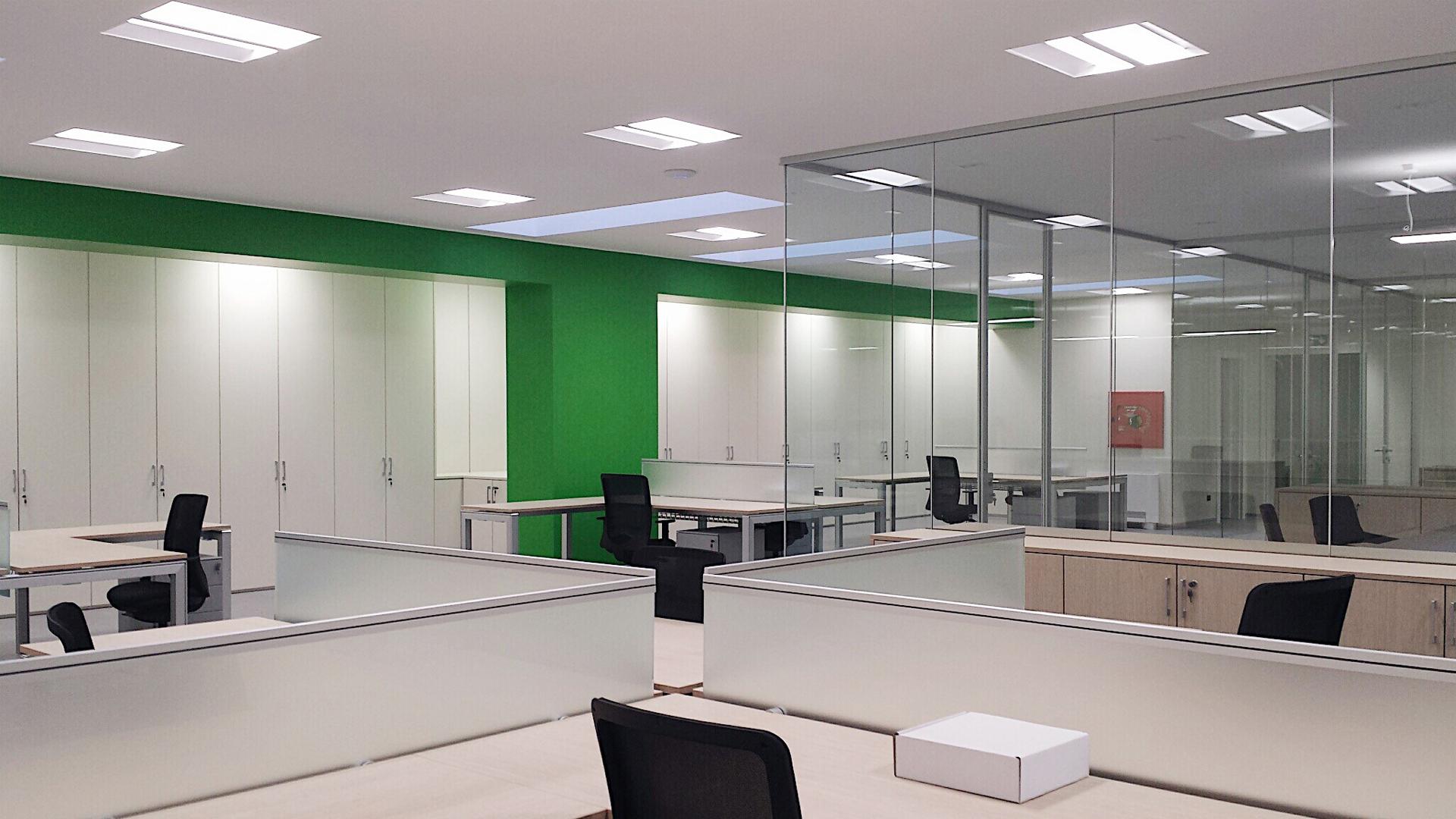 Illuminazione Ufficio Open Space : Nuova realizzazione archivi level officelandscape
