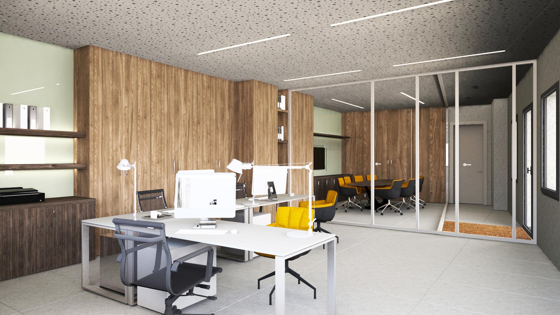 Roccapesta Office Design Level Office Landscape