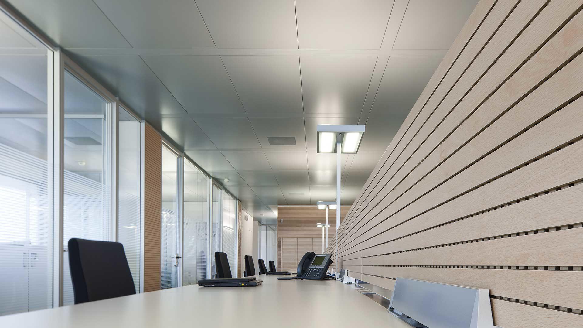 Isolare Acusticamente Una Parete Interna 10 prodotti per l'isolamento acustico in ufficio | acustica