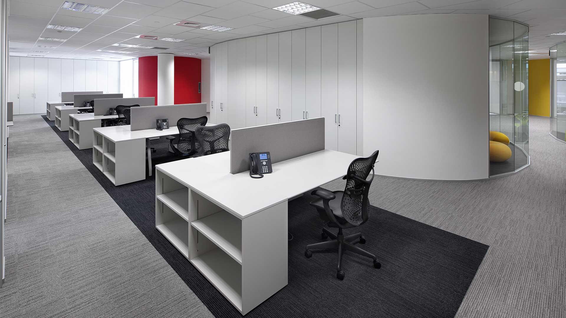 isolamento-acustico-screen-tessuto-level-office-landscape