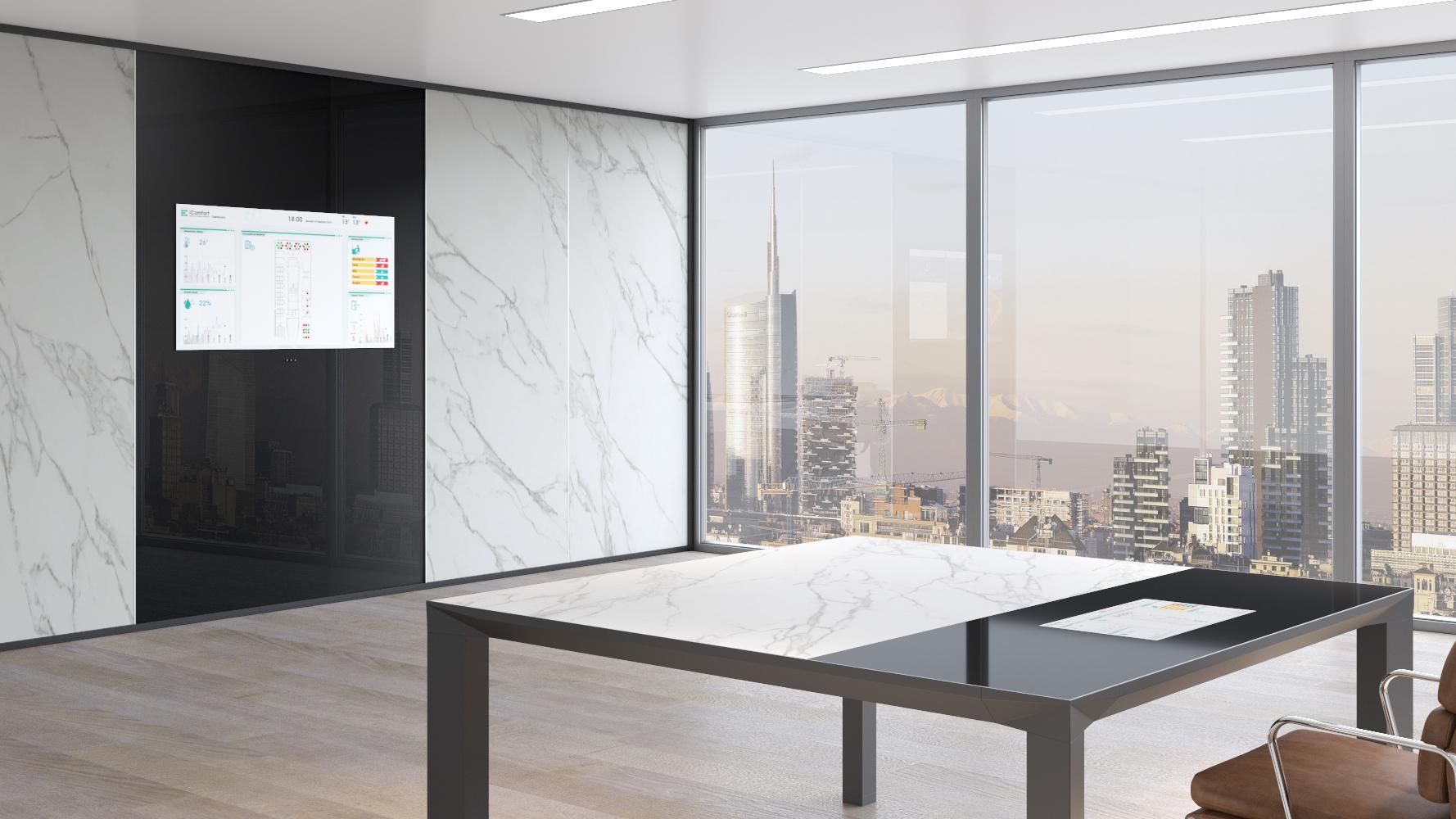 sensory design il nuovo concetto di ufficio healthy