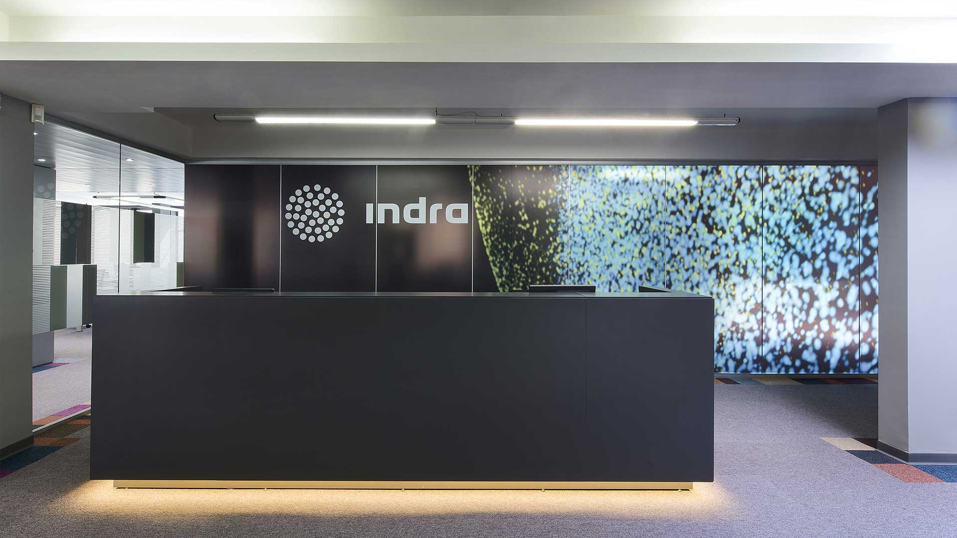 Reception-custom-made-Indra-Level