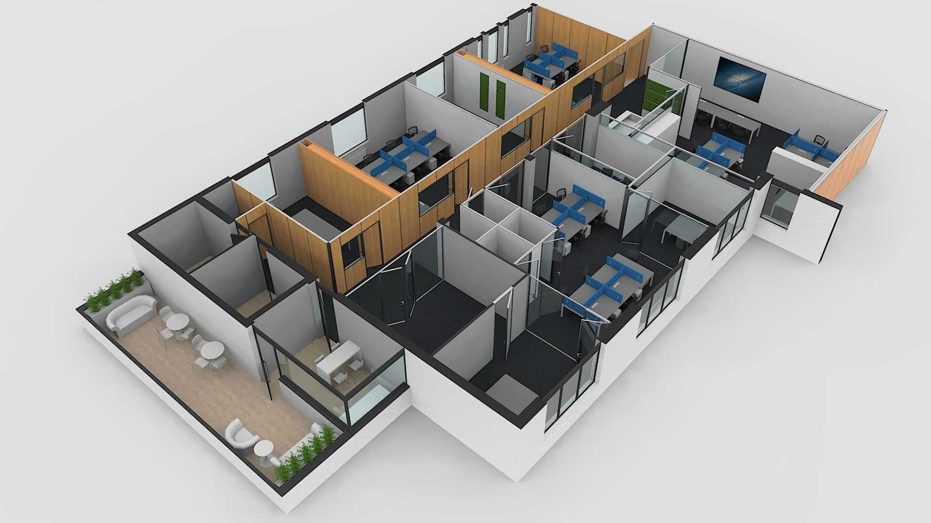 shared workspaces trend axians sirecom level office