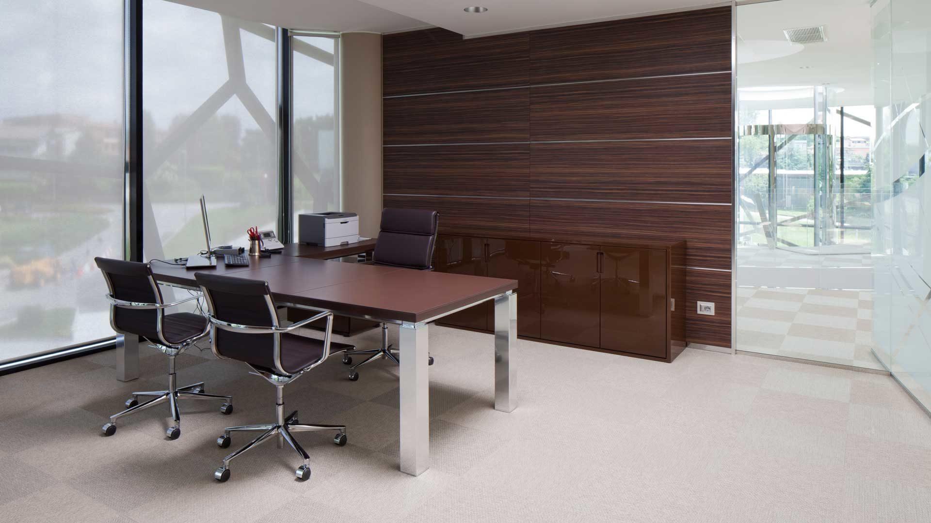 Lo Space Senza Pareti pareti divisorie per ufficio, perchè usare high line | level