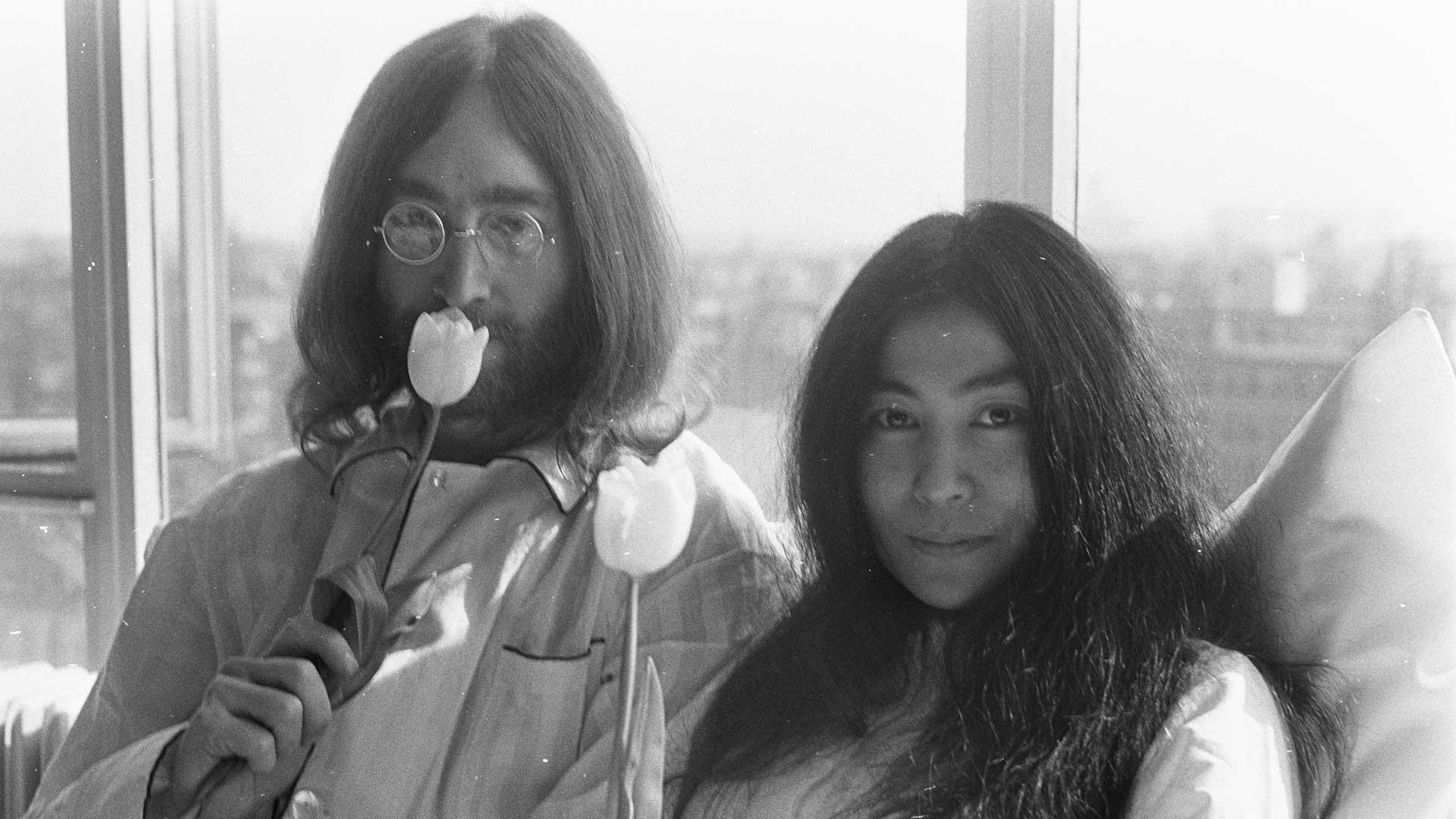 Anniversario Di Matrimonio Wikipedia.Yoko Ono E John Lennon La Condivisione Prima Di Facebook Level