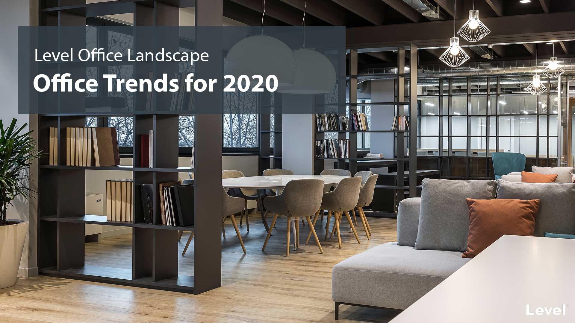 Office-Design-Trends-2020-Level-Office-Landscape