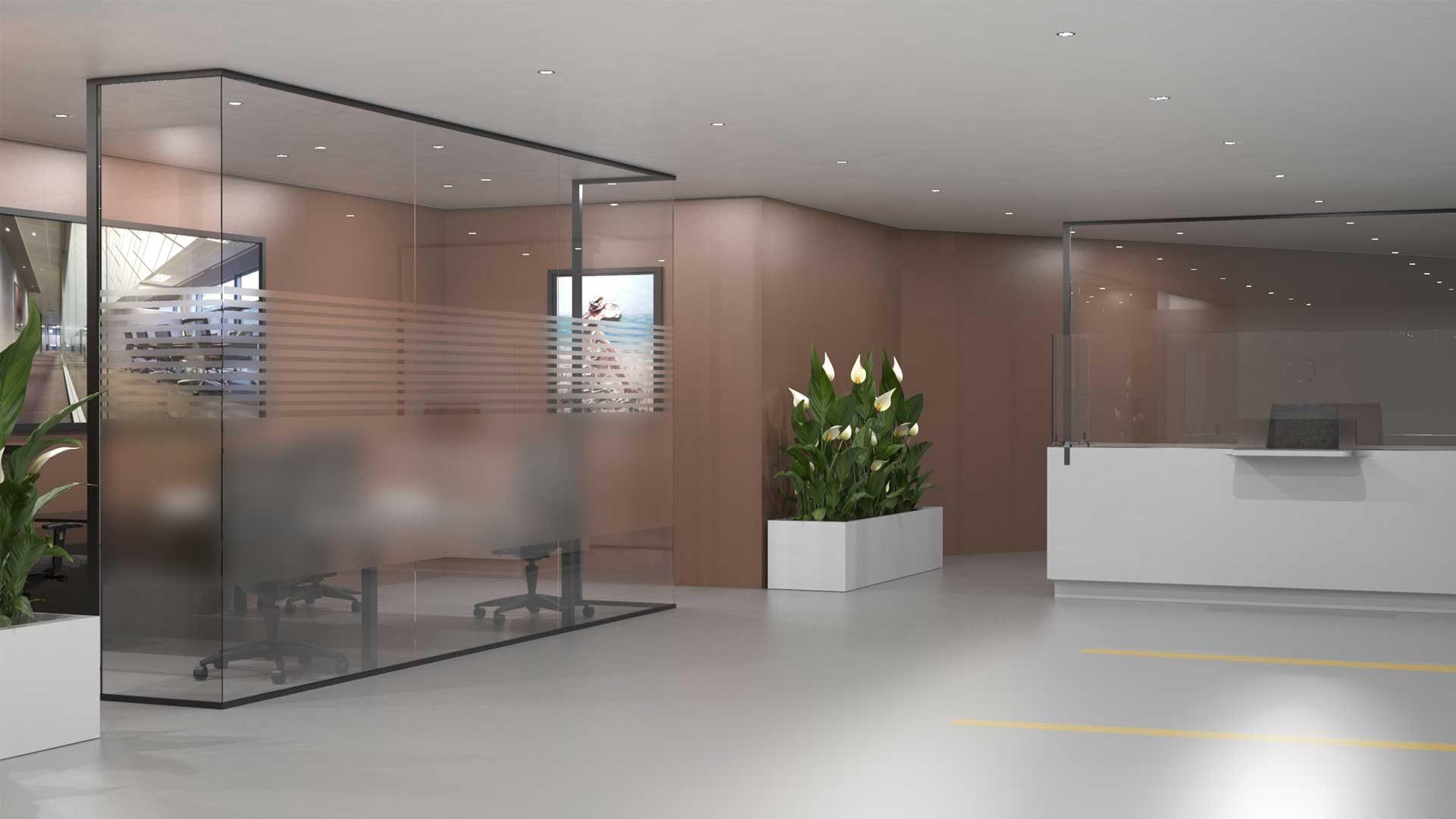 Lo Space Senza Pareti news by level office | arredamento & design, mobili e pareti