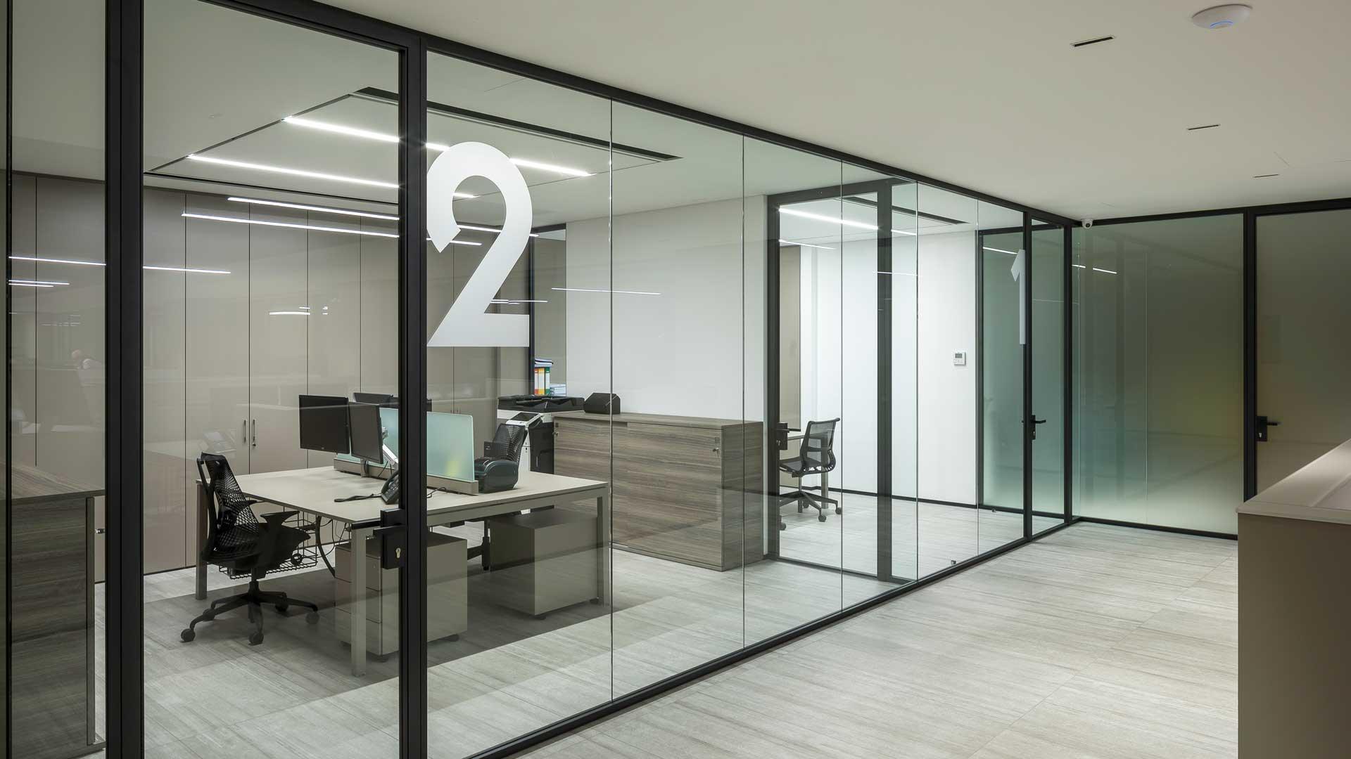Progettare Un Ufficio Sicuro In 5 Mosse Level Office Landscape