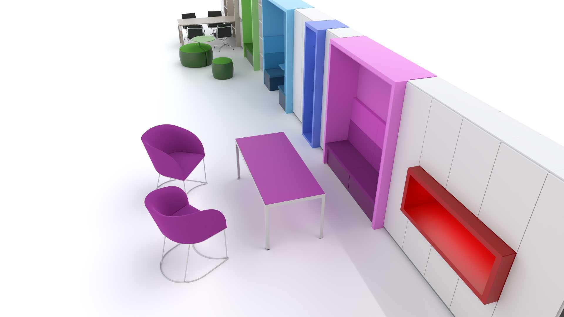 Evoluzione-delle-pareti-attrezzate-Ever-Evolving-System-Level-Office-Landscape