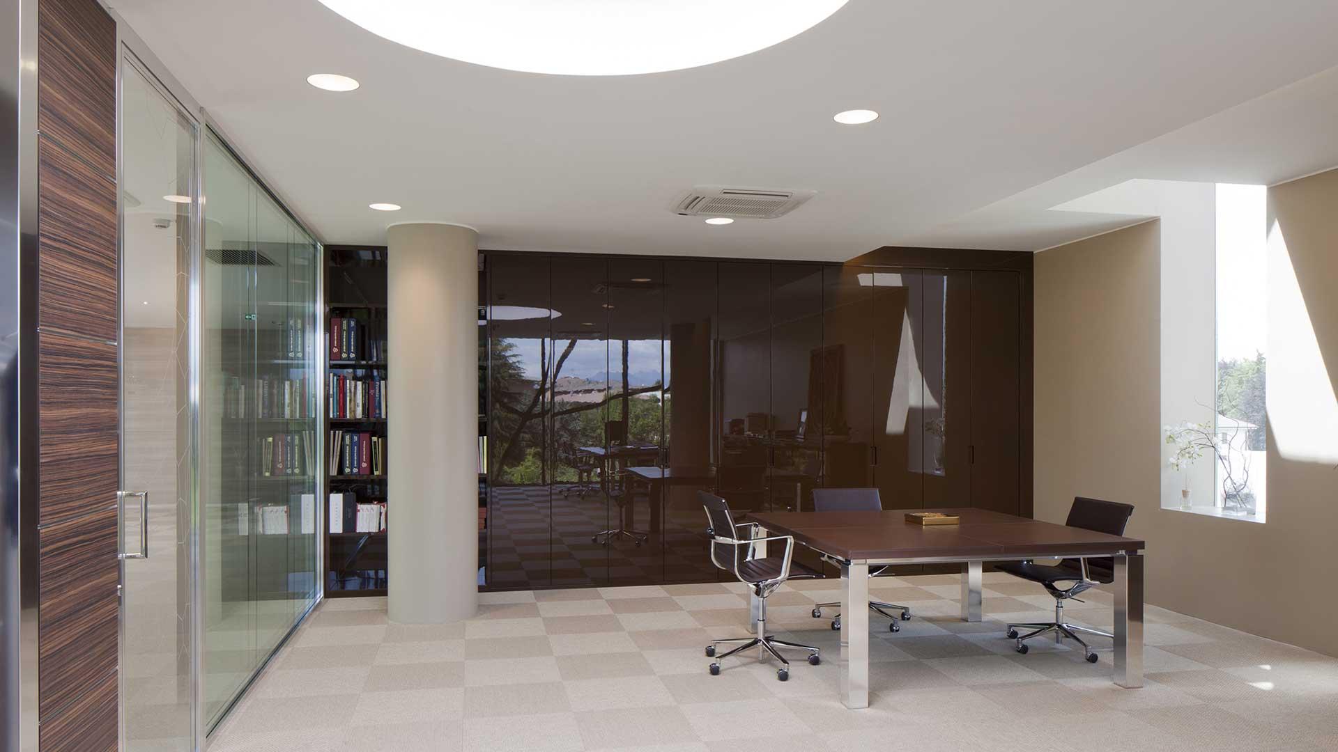 pareti-attrezzate-ufficio-1-Level-Office-Landscape