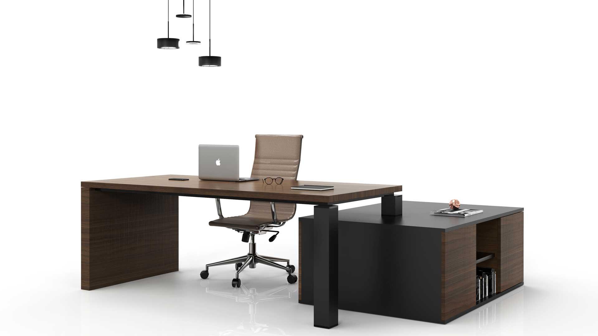 Tavoli-direzionali-per-ufficio-quali-scegliere-Level-Office-Landscape