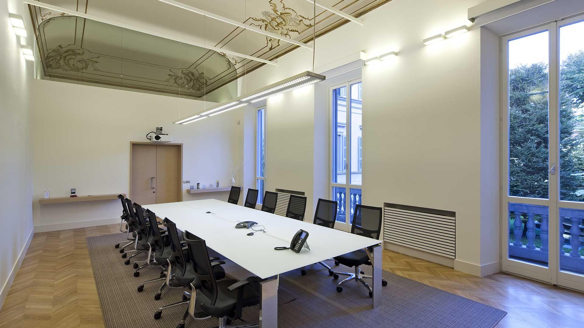 Come-arredare-uno-studio-notarile-con-Level-Office-Landscape