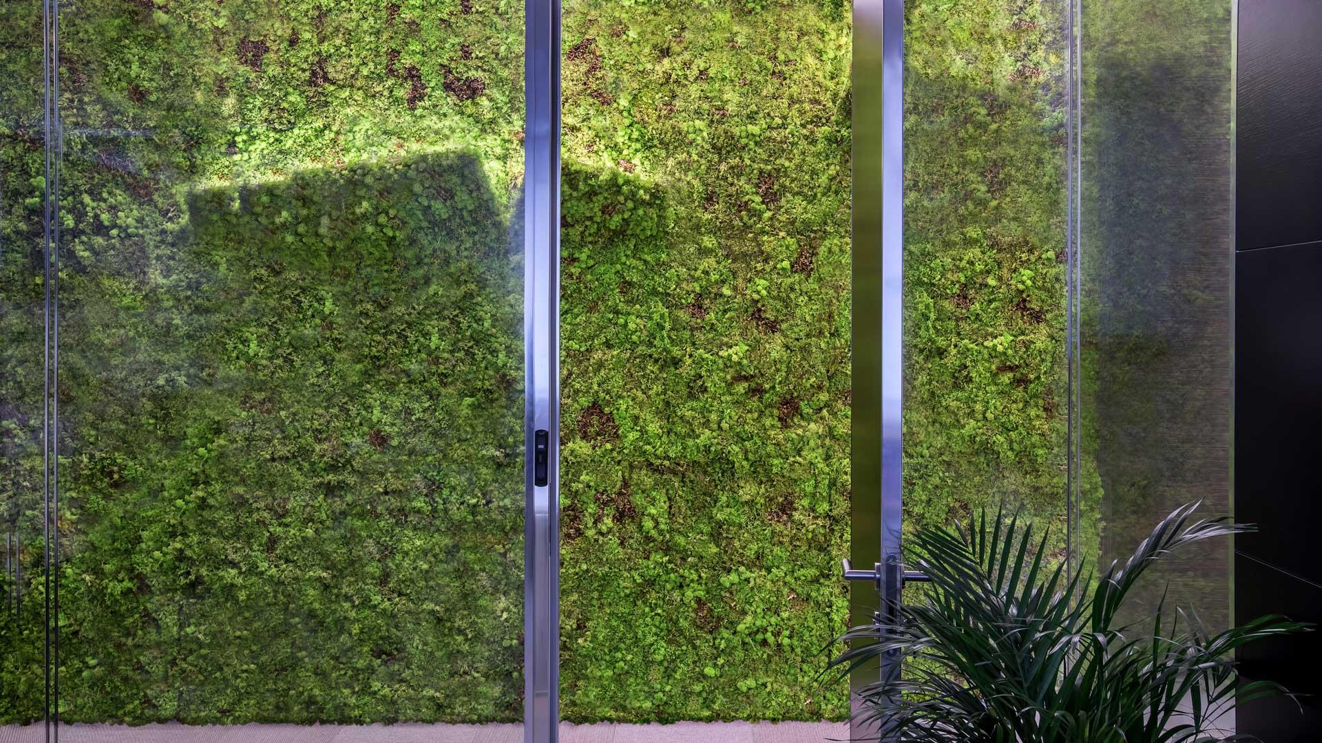 Parete-verde-migliora-l'aria-in-ufficio-Level-Office-Landscape