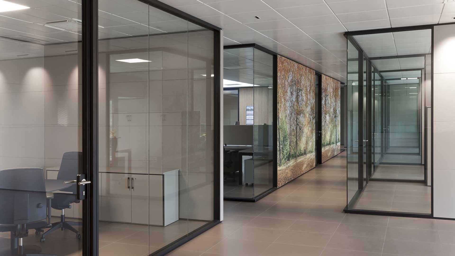 Pareti-divisorie-ufficio-insonorizzate-Level-Office-Landscape