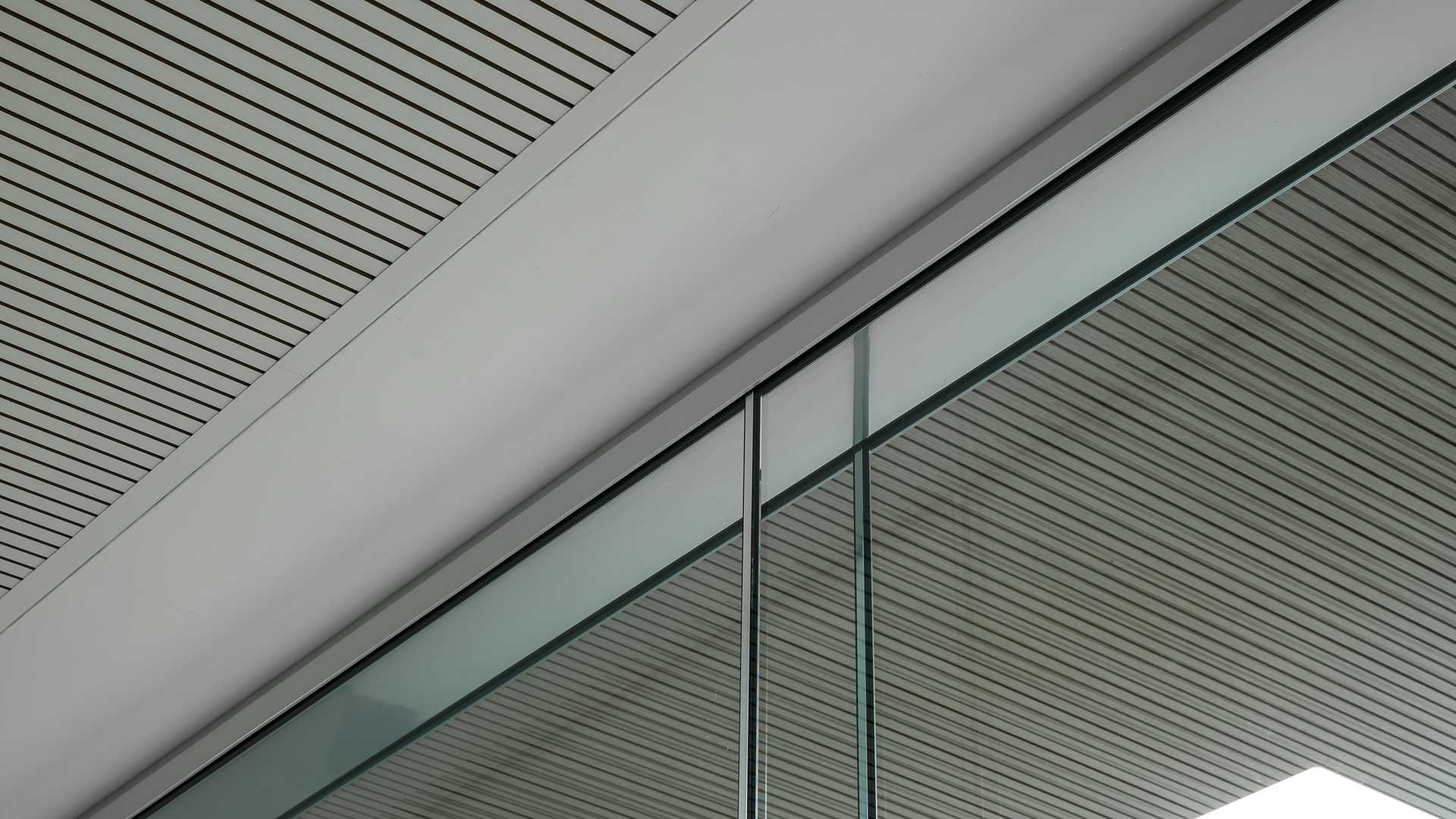 Pareti-divisorie-e-controsoffitto-acustico-Level-Office-Landscape