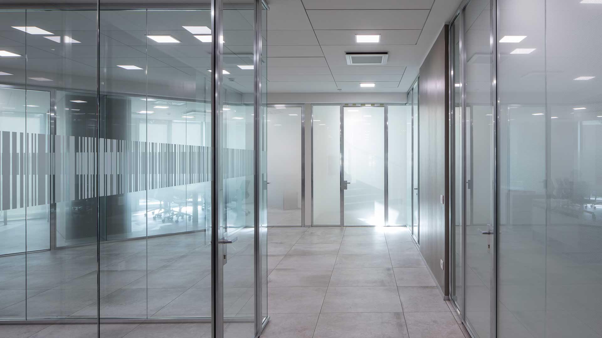 Vetro-per-ufficio-pareti-divisorie-Level-Office-Landscape